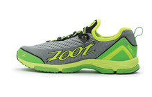Zoot Men's Ultra Tempo 5.0 silver/green flash/safety yellow